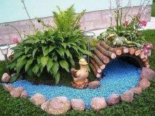 Более 25 лучших идей на тему «Дизайн для маленького сада» на Pinterest