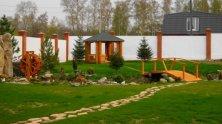 Компания Мега-Строй Хабаровск- ландшафтный дизайн, генплан