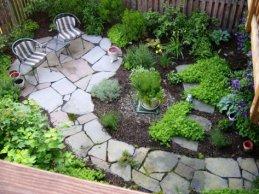 Ландшафтный дизайн маленького дачного участка - Питер-Дизайн