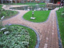 Оформление ландшафтного дизайна для садового участка своими руками