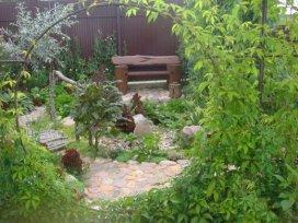 Зонирование сада на зеленые комнаты в ландшафтном дизайне